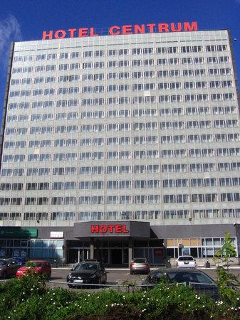 Centrum Hotel : Hotel Centrum