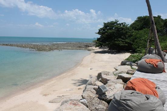 ShaSa Resort & Residences, Koh Samui : Beach :)