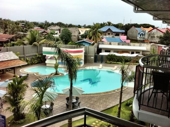 Swimming Pool Picture Of N Hotel Cagayan De Oro