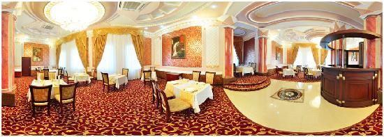 "Golden Valley Hotel: Restaurant ""Golden Palace"""