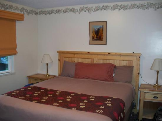 Gull Lake Lodge: Bedroom