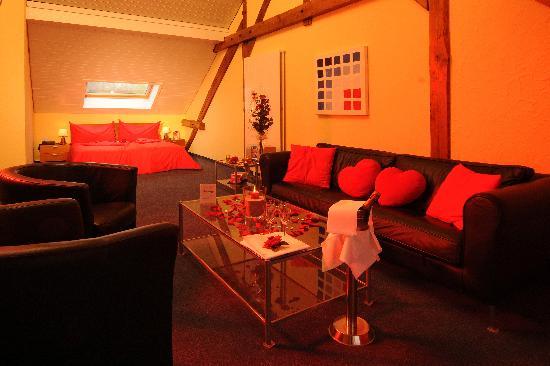 Hotel Baeren Suhr : Junior Suite