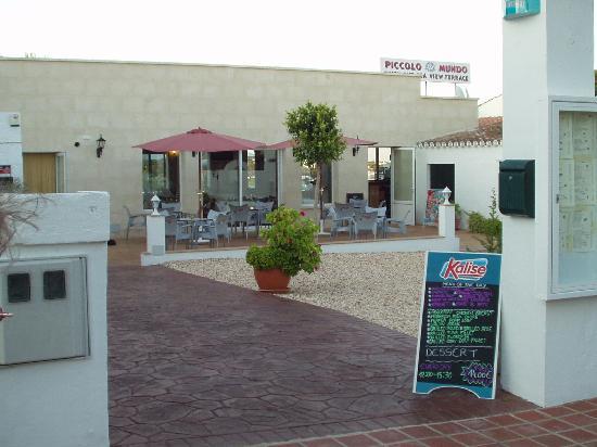 Hotel Xuroy Alcaufar: piccolo mundo