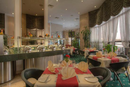 Al Diar Dana Hotel: Marrigold Restaurant