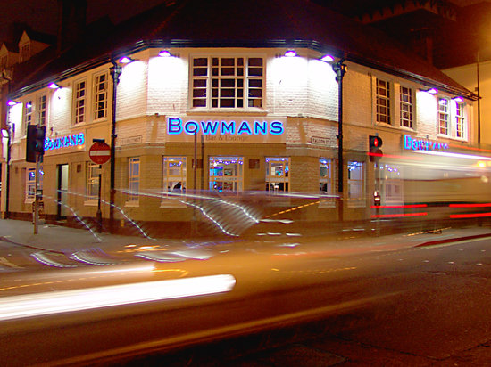 ‪Bowman's Bar and Lounge‬