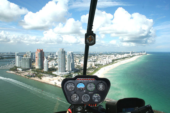 Miami Helicopter Adventure - Gray Line Miami