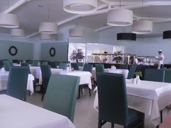 ΜΠΙΤΖΑΡΟ ΠΑΛΛΑΣ: Dining Area