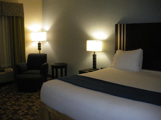 Holiday Inn Express & Suites Atlanta Airport West - Camp Creek: King Size Bed