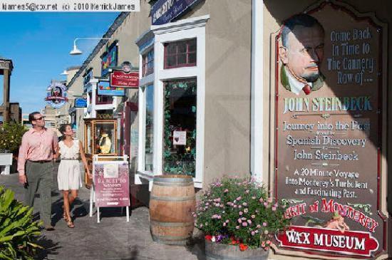 Carmel, CA: Monterey County Convention & Visitors Bureau