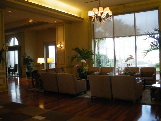The Westin Savannah Harbor Golf Resort & Spa: Lobby