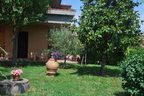 BeB Querciolaia: giardino