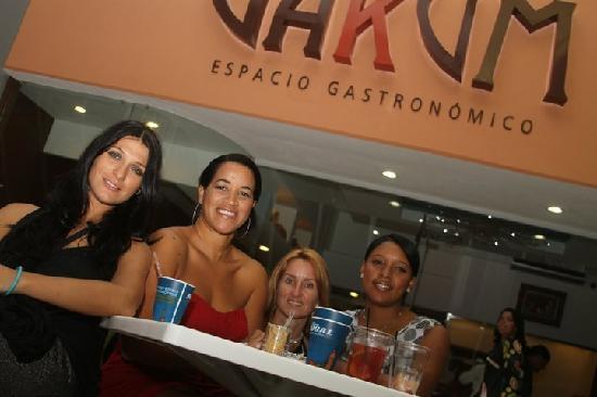 Garum Espacio Gastronomico: doing tapas and wine in Garum