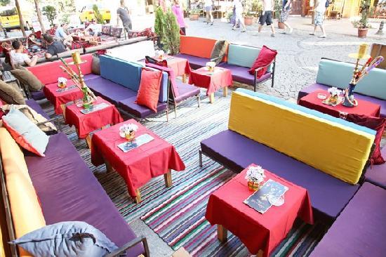 Star Hotel Istanbul: Star Cafe