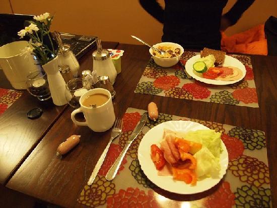 Gasteiner Hof: Nice breakfast-2