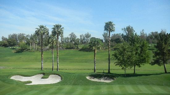Hyatt Regency Indian Wells Resort & Spa: golf course