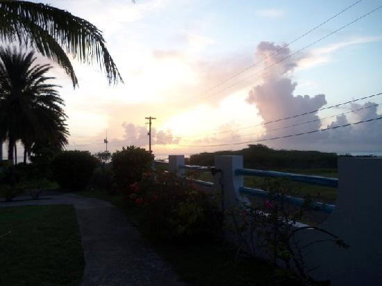 Dove Cove: Sunset