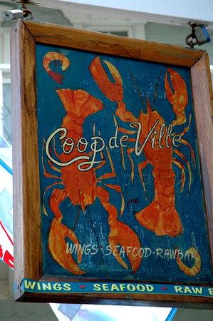 Coop de Ville Restaurant
