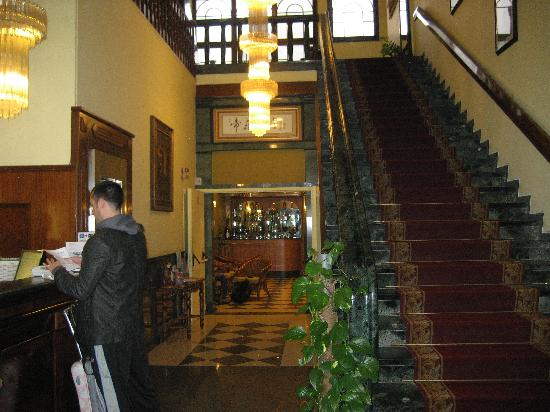 โรงแรมอิมพีโร: Lobby