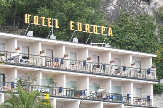 Hotel Europa, Limone.
