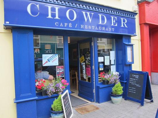 Chowder Cafe: Chowder House, Dingle Ireland