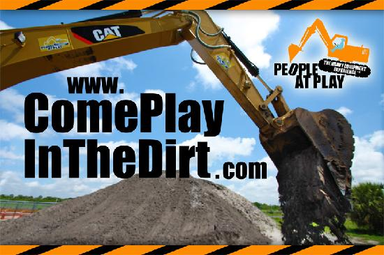 People at Play : Come Play in the Dirt with Us!