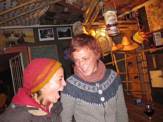 Gecko Backpackers: Bushpackers having fun !