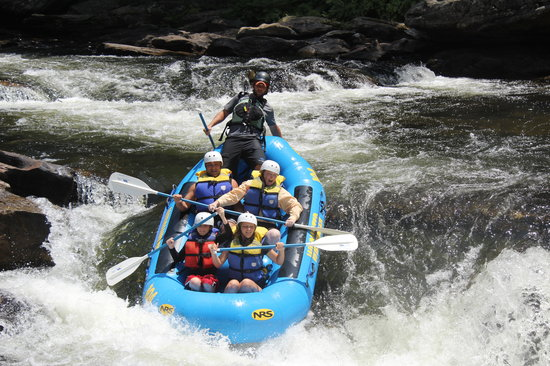 Wildwater Rafting - Chattooga
