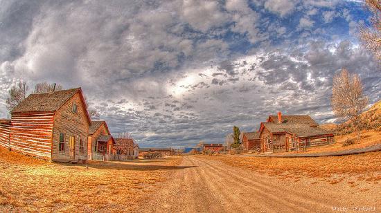 Dillon, MT: Bannack ghost town