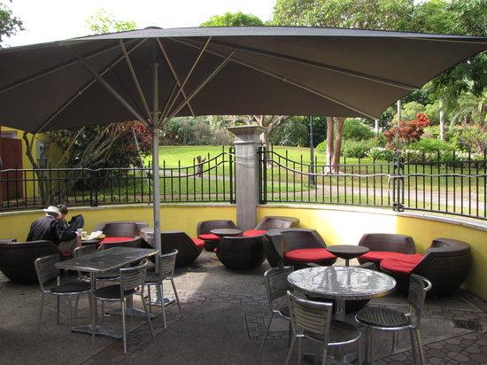 Lemon Tree Cafe: Our tranquil park setting