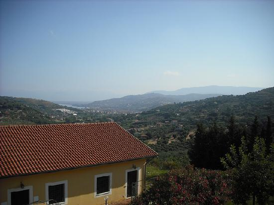 Agriturismo Marino : The view from the balcony
