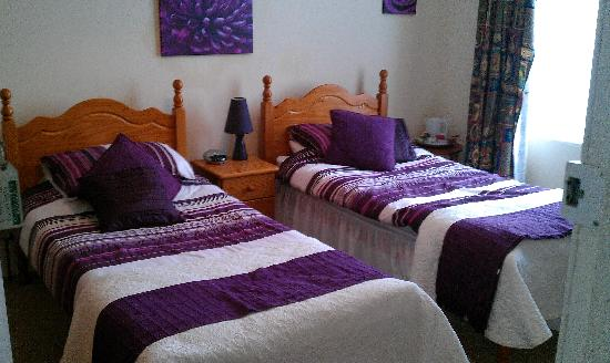 Eddlewood Guest House: Nicely decorated bedroom