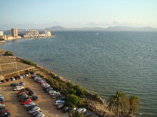 Hotel ROC Doblemar: Mar menor desde la habitación