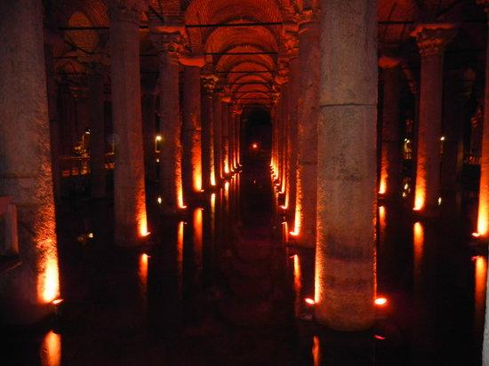Cisterna Basílica: Basilica Cistern