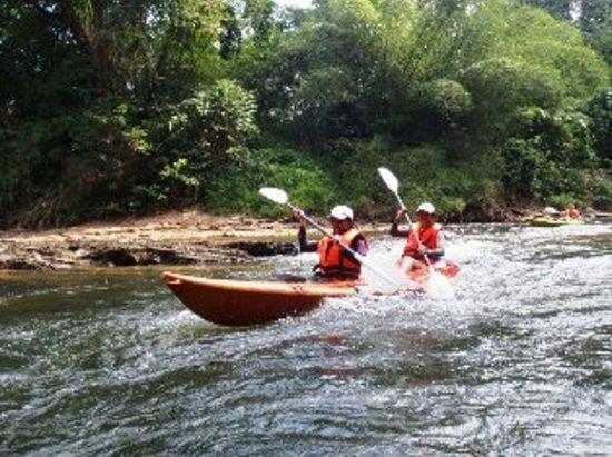 First Sail Adventure Day Tours: First Sail Kayaking Adventure