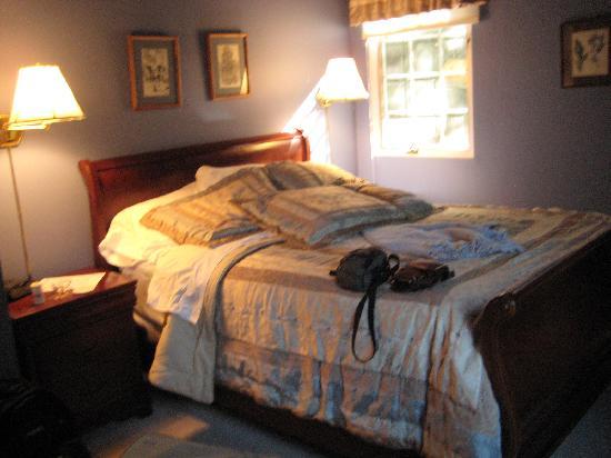 Highland House Bed & Breakfast: La stanza da letto