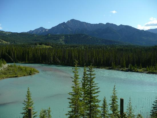 how to drive to banff from vancouver