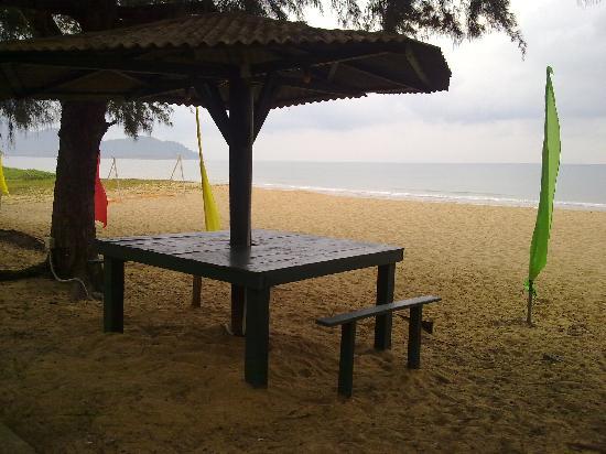 The Qamar Paka, Terengganu: beach