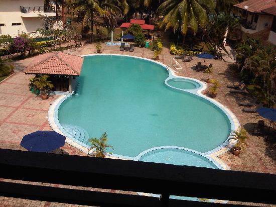 The Qamar Paka, Terengganu: pool