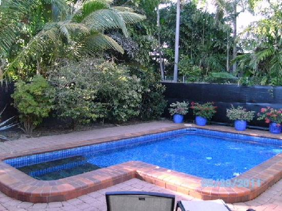 Darwin City Bed and Breakfast: Beautiful pool
