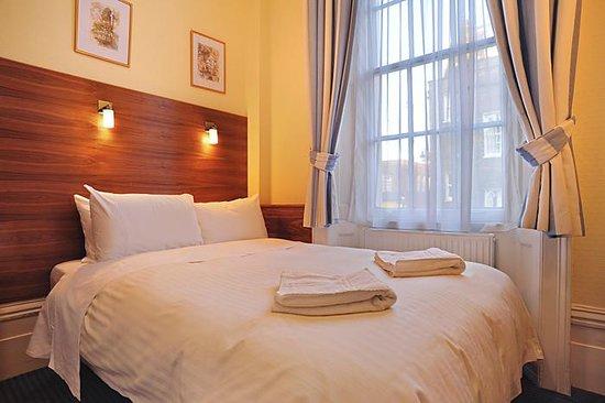 Jesmond Dene Hotel: Standard Double