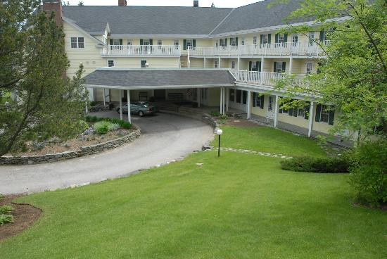 Sugarbush Inn: Exterior