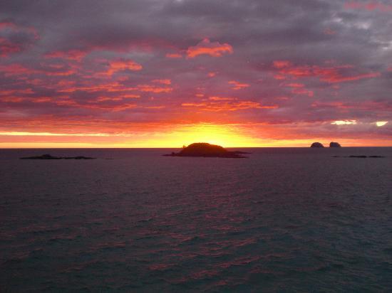 Constance Tsarabanjina: tramonto