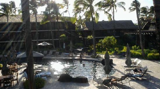 Koa Kea Hotel & Resort: Visit the pool or enjoy the view from your room.