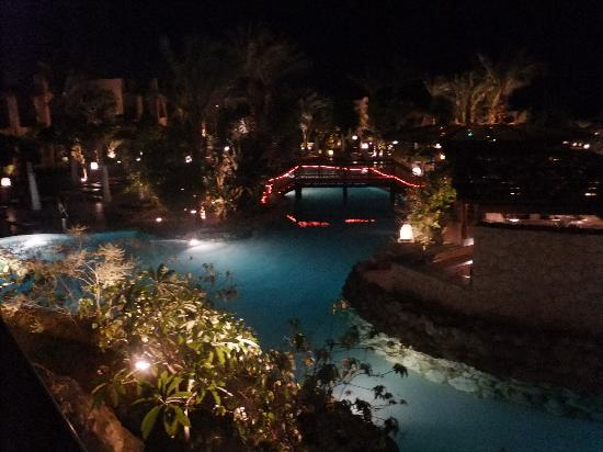 The Grand Hotel Sharm El Sheikh: One of the eight stunning pools