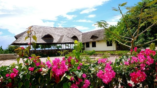 East African Dream Beach Resort: Our Restaurant