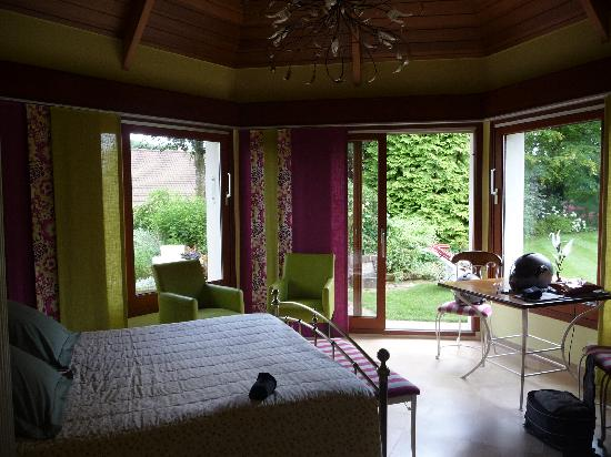 La Coulonniere: the double room