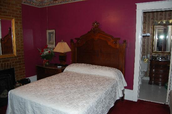 New Orleans Guest House: Our room