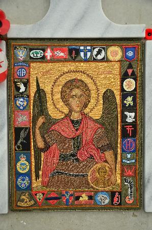 National Liberation Museum 1944 - 1945: memorial tapestry