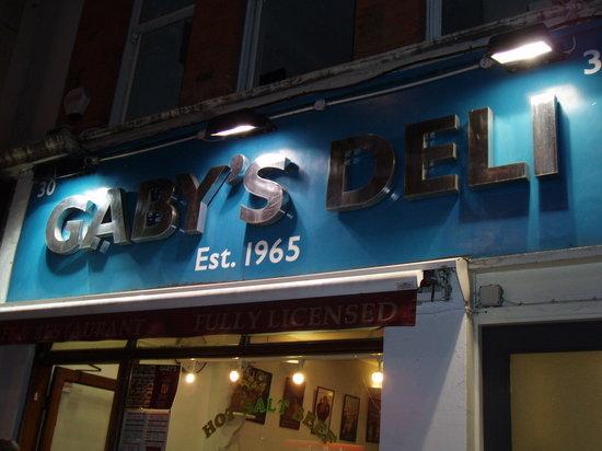 Gaby's Deli : Yummy!