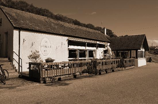 The Tayvallich Inn: Good Food